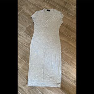 Popular 21 women's midi dress